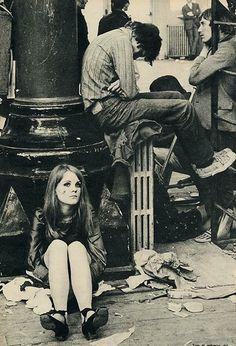 """""""UFO night at Alexandra Palace, London, 1967 """""""