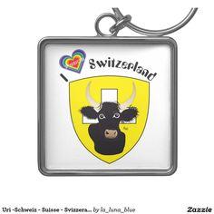 Uri -Schweiz - Suisse - Svizzera Schlüsselanhänger
