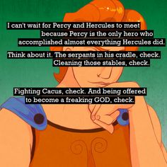 1000+ images about Percy Jackson and the Olympians on ...  Hercules