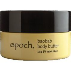 Body Butter, Shea Butter, Baobab Tree, Best Foundation, Epoch, Skin So Soft, Beauty Box, Anti Aging Skin Care, Baking Ingredients