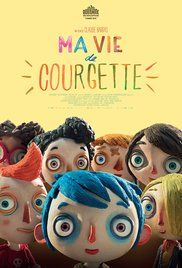 My Life as a Zucchini: Claude Barras Charming Stop-Motion Animation Good Movies On Netflix, Movies To Watch, Movies Online, Nice Movies, Film D'animation, Film Movie, Streaming Vf, Streaming Movies, Stop Motion