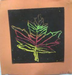 5a-luokan blogi: Ekaluokan syksyn oppilastöitä