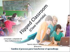 El ABC de flipped classroom (clase invertida): buen recurso para explicar a los padres #flipclass #Clase_Invertida #educación