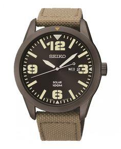 Seiko watch.