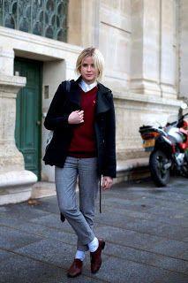 マニッシュ【ボーイッシュ】パンツ ルック ファッション Solo Lisa: Menswear-Inspired Looks I'd Love To Try