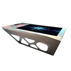 "42"" android touch advertising display table"