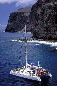 Hotel Lanai | Lanai Snorkel and Sail. #hawaiirehab www.hawaiiislandrecovery.com