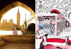 """Quem nunca perdeu horas brincando com os livros da série """"Onde está o Wally?""""não teve propriamente o que poderíamos chamar de infância. As ilustrações dos livros sempre traziam o personagem perdido em meio a uma multidão de pessoas, mas uma conta do Instagram promete mostrar a vida de Wally quando está sozinho. Com o sugestivo nome de WallyFound (""""Wally encontrado"""", em português), a conta foi criada por um blogueiro anônimo de 23 anos, com residência em Londres. Em apenas dois meses, a…"""