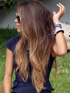 Virgin Human Hair Extensions Body Wave Hair Weaving New Joico Hair Color, Ombre Hair Color, Hair Colors, Boliage Hair, Body Wave Hair, Human Hair Extensions, Summer Hairstyles, Dark Hair, Brown Hair