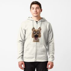 surprised dog face Surprised Dog, Shark, Hooded Jacket, Athletic, Hoodies, Face, Dogs, Sweaters, Jackets