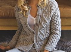 For Fall 2014, we're doing something extra excellent here at Fringe Association. My good friend Anna Dianich and I had the urge to knit a fisherman cardigan together and settled on Amanda by …