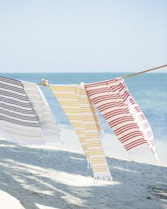 Pinstriped Fouta beach towel: www. Pinstriped Fouta beach towel: www. Beach Bum, Beach Towel, Beach Trip, Beach Aesthetic, Chula, Turkish Towels, Beach Blanket, Strand, Summer Vibes