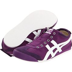 I must have these!!!!!!    Onitsuka Tiger by Asics - Mexico 66® Slip-On
