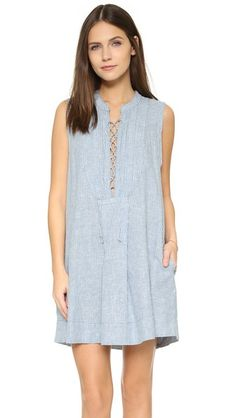 Free People Editor Mini Dress
