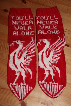 Liverpoolsokker (hegethbj) Walking Alone, Liverpool, Christmas Stockings, Holiday Decor, Baby, Blogging, Needlepoint Christmas Stockings, Christmas Leggings, Baby Humor