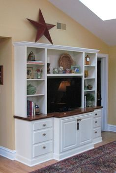 Just*Grand: *Before and After * Operation Salvage Entertainment Unit