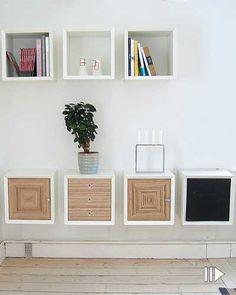 Boox Shelving system - Jesper Holm Furniture Carpentry