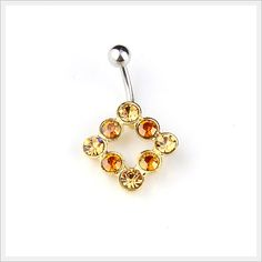 Fashion belly button rings fashion jewelry and accessory