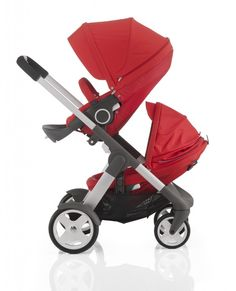"""Brand new Stokke Crusi:: first """"double"""" option from @Amber Stokke®"""