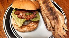 BBQ Bacon Burgers - neverthesamedish.com