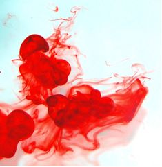 Red ink dropped into water ink in water Blood In Water, Red Water, Ink In Water, Salt And Water, Water Aesthetic, Red Aesthetic, Smoke Background, Still Life Photos, Water Photography