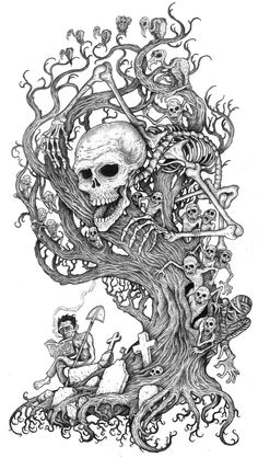 Tree of the damned