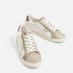 Sneaker von Zara, 49,95 €