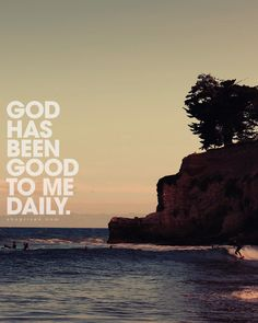 God is good all the time Love The Lord, God Is Good, Gods Love, Bible Verses Quotes, Bible Scriptures, Sacrifice Love, Gospel Bible, Everyday Quotes, Inspirational Verses