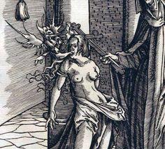 Hans Butgkmair , The Exorcism, 1799