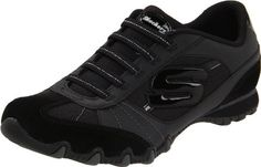 Skechers Women's Biker-Vexed Fashion Sneaker