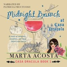 The Troubled Oyster: Midnight Brunch, Book 2 in the Casa Dracula Series by Marta Costa Audiobook Review