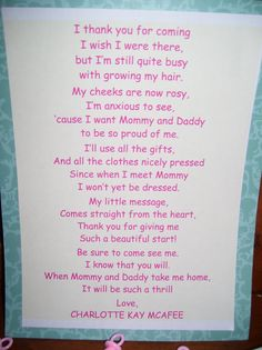 After Posting This Baby Shower Cupcake Poem, We Can Guarantee To Aspire You.  Description