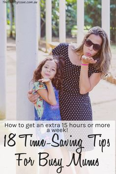 18 time saving tips for busy mums: how to save 15 hours a week or more - The Thrifty Issue Time Management Techniques, Time Management Tips, Time Saving, Saving Tips, Evening Routine, Planning Your Day, Day Plan, Good Habits, Kid Friendly Meals