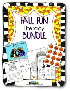 "Over 100 pages of Fall Fun! We've included lots of great printables and activities to help your kids learn while having fun.  It has a coloring book that your students will love to color and add to their book bags to read. We have included our fun and upbeat Quality Student song , so you can emphasize ""We take turns to be kind"" from the song. Quentin learns a valuable lesson about being a quality penguin when he gets a pumpkin from the pumpkin patch."