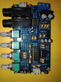 High Power Amplifier, Kamaria,Mactan, Lapu-Lapu City (2020) Apex Design, Circuit City, Electronic Circuit Projects, Energy Saver, Circuit Diagram, Audio Amplifier, Karaoke, Akm