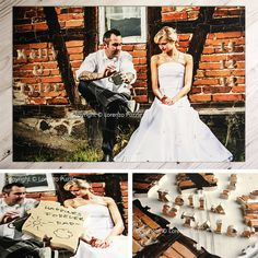 30  70 Piece Photo Wedding Guestbook Puzzle by by LorenzoPuzzle, £90.00