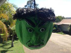 "Pinata Party ""The Hulk getting Smashed!"""