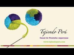 I-cord o cordón tubular tejido en agujas de dos puntas, circular y convencionales - YouTube