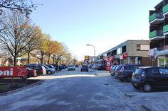 Vorderingen verbreding Langestraat bij Action/Lidl/Aldi