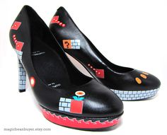 Let's face it - I don't wear heels (often), nor do I have $160 to spend on these bad boys, but they ARE amazing!!