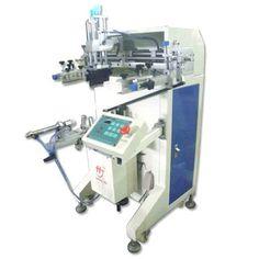 HS350R cylindrical screen printing machine (HS-350R) - China cup printing machine, HENGJIN