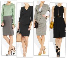 work attire #business #fashion