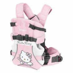 Brevi Koala Hello Kitty – Địu bé / Hồng
