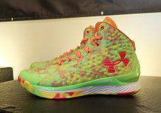 Under Armour Curry One - candy reign