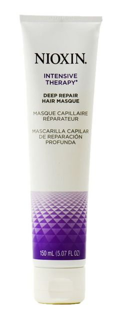 NIOXIN Deep Repair Hair Masque 5.07 0z / 150 ml DELIVERS DEEP CONDITIONING  #Nioxin