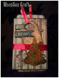 MoonSun Craft Christmas card Christmas Crafts, Christmas Ornaments, Holiday Decor, Cards, Home Decor, Handmade Christmas Crafts, Xmas Ornaments, Decoration Home, Christmas Jewelry