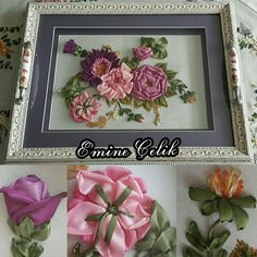 Kurdela Nakışı Frame, Home Decor, Picture Frame, A Frame, Interior Design, Frames, Home Interior Design, Home Decoration, Decoration Home