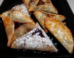 Kosher Cooking Blog- Kim Kushner Cuisine: Hamentashen, my way