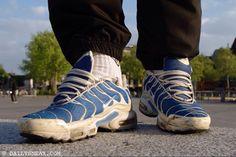 day 167: Nike TN Air Max Plus #nike #tn #niketn #airmaxplus #nikeairmaxplus #sneakers - DAILYSNEAX