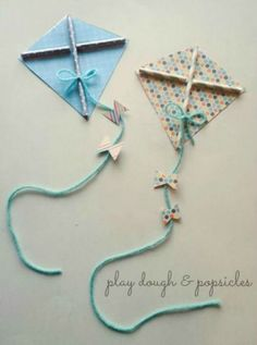 10 Kite Crafts for Kids
